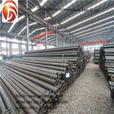 Black Carbon Weld Pipe for Sale High Strength Chs Circular Round Tube (Q345 Q510 Q610 Q700) Used in The Automotive Machinery Industry