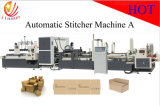 High Speed Automatic Carton Box Stapling Machine