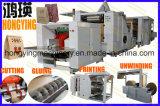 NSK Bearing High Quality Paper Shopping Bag Making Machine Paper Carry Bag Making Machine