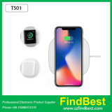 Charge Efficiency 85% Wireless Charging Transmitter Qi Standard Wireless Charger