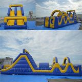 Inflatable Obstacle Course, Amusement Equipment, Inflatable Games for Adults/Kids/Children (B5003)