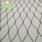 Zoo Mesh High Quality Stainless Steel Cable Wire Netting Mesh Rope Mesh