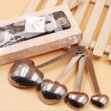 4PCS/Set Measuring Spoon Wedding Door Gift for Festive & Event Party