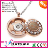 DIY Changeable Disc Pendant for Multicolor with 4in1 Bio Element