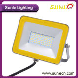 Square LED Outdoor 80W High Power Flood Lamp with Ultra-Thin (SLFAP38)