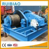Electric Winch 380 Volt Lifting Material Use