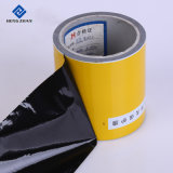 Water Based acrylic Glue Coated PE Adhesive Film for Temporary Surface Protection