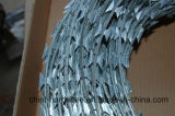 Concertina Razor Wire with Clips Single&Cross Razor Type China Manufacturer Supply