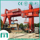 Factory Price Mg Type Double Girder Gantry Crane