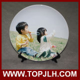 Full-Size Photo Printing 3D Sublimation Ceramic Plate