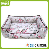 Cotton Pastoral Style Pet Bed Dog Bed