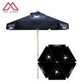 Outdoor Hexagonal Aluminium Patio Umbrella Parasol for Restaurant Patio Hotel Beer Sunshade