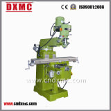High Precision China Universal Vertical Turret Milling Machine 4s/4V in Low Price for Sale