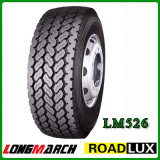 New Truck Tire 11r22.5 11r24.5 Long March Tire