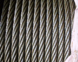 Galvanized Stainless Steel Wire Rope for DIN; BS; Mil