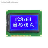 Hot Selling 128X64 Graphic LCD Display Screen 20 Pin Monochrome 12864 LCD Module Panel