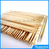 Food Grade Fsc Machine Feeding Birch Wood Barbecue Skewer