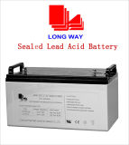 12V120ah Sealed Rechargeable Lead-Acid Battery (12V120AH/10HR)