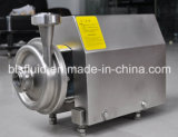 Sanitary Stainless Steel Self Priming Pump for Syrup Milk Beverage