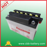 Best Motorcycle Battery Yb6l-B-12V6ah Conventional Motor Battery