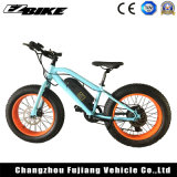 26*4.0 Inch 500W Beach Snow Mountain E-Bicycle Fat Tire Electric Bicycle