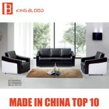 Factory Wholesale Price Office Living Room Furniture Sectional Leather Sofa