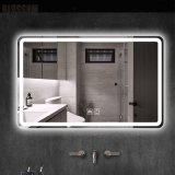 Smart Glass Vanity Furniture LED Bathroom Wall Mirror with Lights