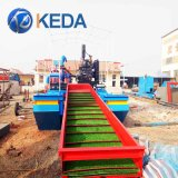 High Efficient Best Price Mini Gold Dredging Ship for Sale