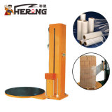 Hero Brand Chocolate Cellophane Overwrapping Small Roll Shrink Fully Automatic Triangle Bag Semi-Automatic Wrapping Machine
