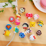 Phone Charging Cable Cartoon Protector Case Data Line Protection Cover