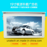 Bus LCD Digital Signboard Screen Kiosk Totem Wall Mount/Hanging Display Video Player for Direction and Advertising
