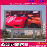 Full Color Outdoor P8 Fixed LED Display for Advertising Screen