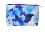 Custom Allover Watercolor Cosmetic Bag