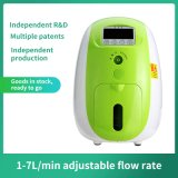 Factory Price Home Adjustable Portable Full Intelligent 1L-7L Oxygen Concentrator Silent Oxygen Generator Machine