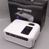 Home LCD Projector 720p with Brightness 150ANSI