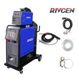 Double Pulse for Aluminum MIG Welding Machine, Welder with Robot Connection and Program