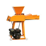 Durable Steel Blades Grass Chopper for Animals Feed Small Silage Chopper
