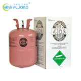 99.8% 11.3kg R410A Mixed Refrigerant with 30lb Cylinder for Refrigeration System