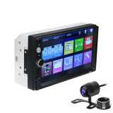 2 DIN 7 Inch Car MP5 Player with Mirror Link Car Radio Bluetooth with Camera