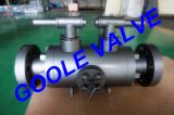 Threaded Double Block and Bleed Dbb Ball Valve (DBBQ11F)