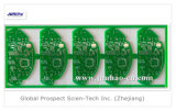 2 Layer Fr4 Green HASL Toy PCB with Double-Side PCB