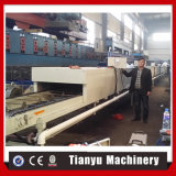 Stone Coated Roof Sheet Cold Roll Forming Machine