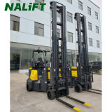 2.5ton Material Handling Electric Articulated Forklift Warehousing Equipment