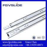 Telescopic Slide Rails Medium Load Steel Three Step Slide