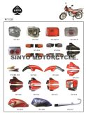 Hot Sell Chinese Wuyang Motorcycle Spare Parts