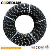 Diamond Wire Saw with Super Performance for Granite Quarrying, Block Shaping, Cutting/Diamond Tool