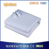 Coral Fleece Electric Blanket for All Night Using