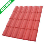 Easy Install Plastic Roof Tile for Building