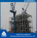 Power Plant Steel Structure with Q345 Steel for Steel Building, Equipment, Machine