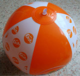 Double Color Round Kids Beach Balls-G001